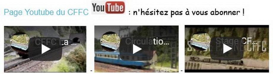 you tube CFFC apperçu